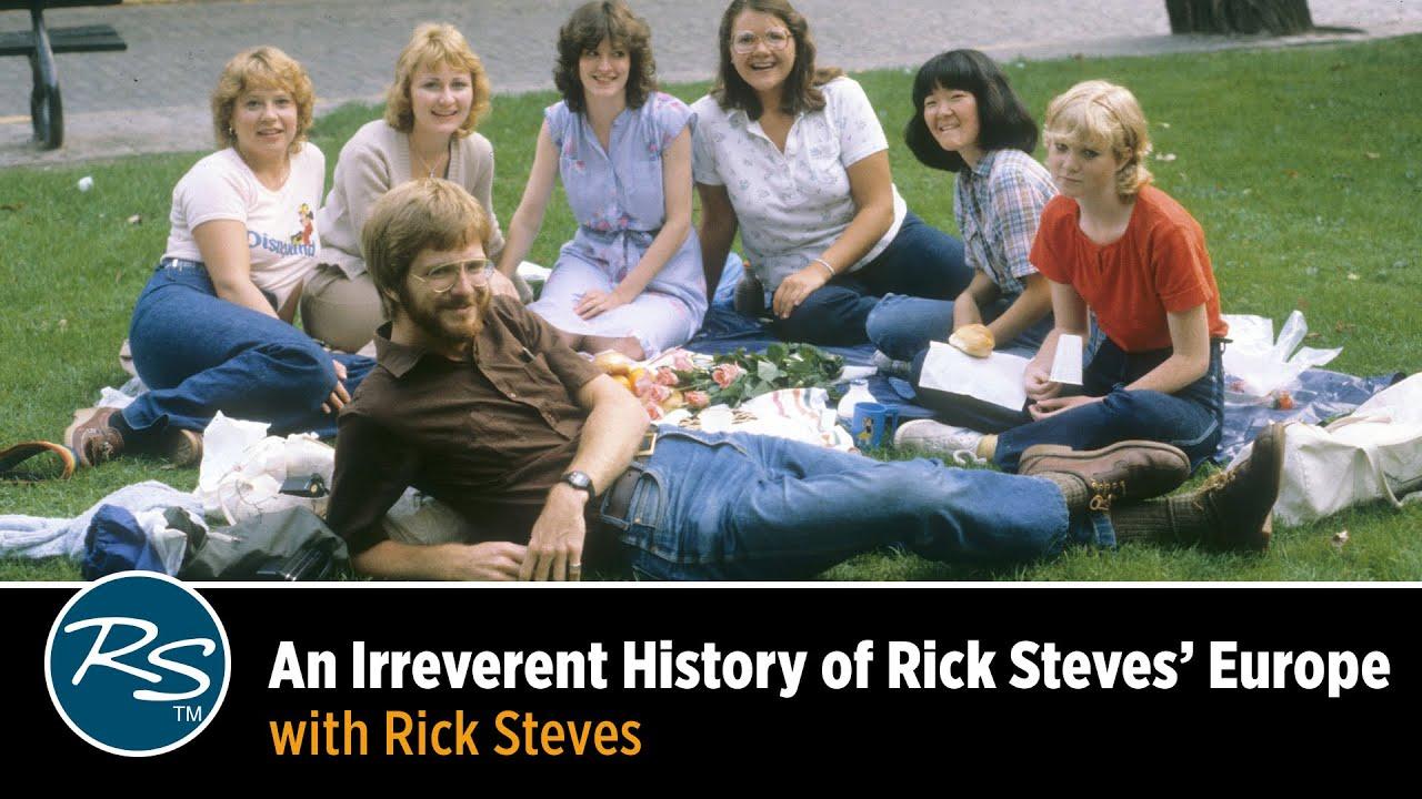 Rick Steves Presents an Irreverent History of His Tour Program