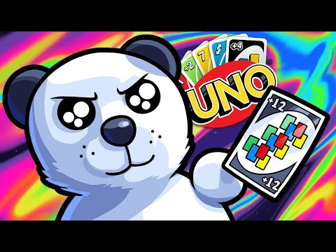 Uno Funny Moments - Newest Rival: PanPan?!