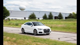 Top Performance 2017 Audi A3 The System Acceleration Review