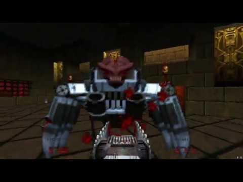 Doom 64 - Lost Levels: (Map 38) Thy Glory - 100% Kills / Items ...