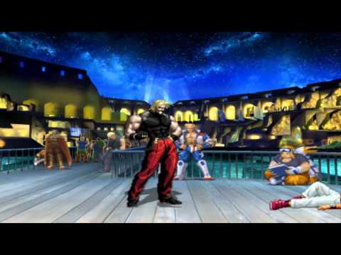 King of Fighters 2002 UM play as Rugal