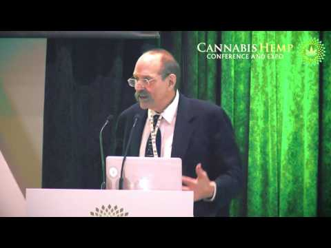 Dr. Bob Melamede speaks at Cannabis Hemp Conference & Expo-Evolution and the Endocannabinoid System