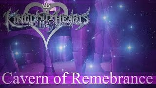 Kingdom Hearts HD 2.5 Remix - Cavern of Remembrance - Kingdom Hearts 2 Final Mix