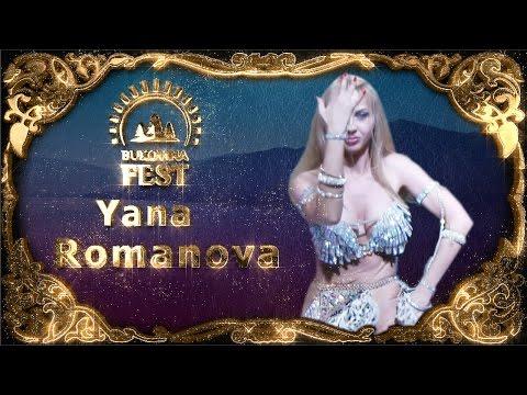 Yana Romanova ⊰⊱ Gala show Bukovina Fest '16.