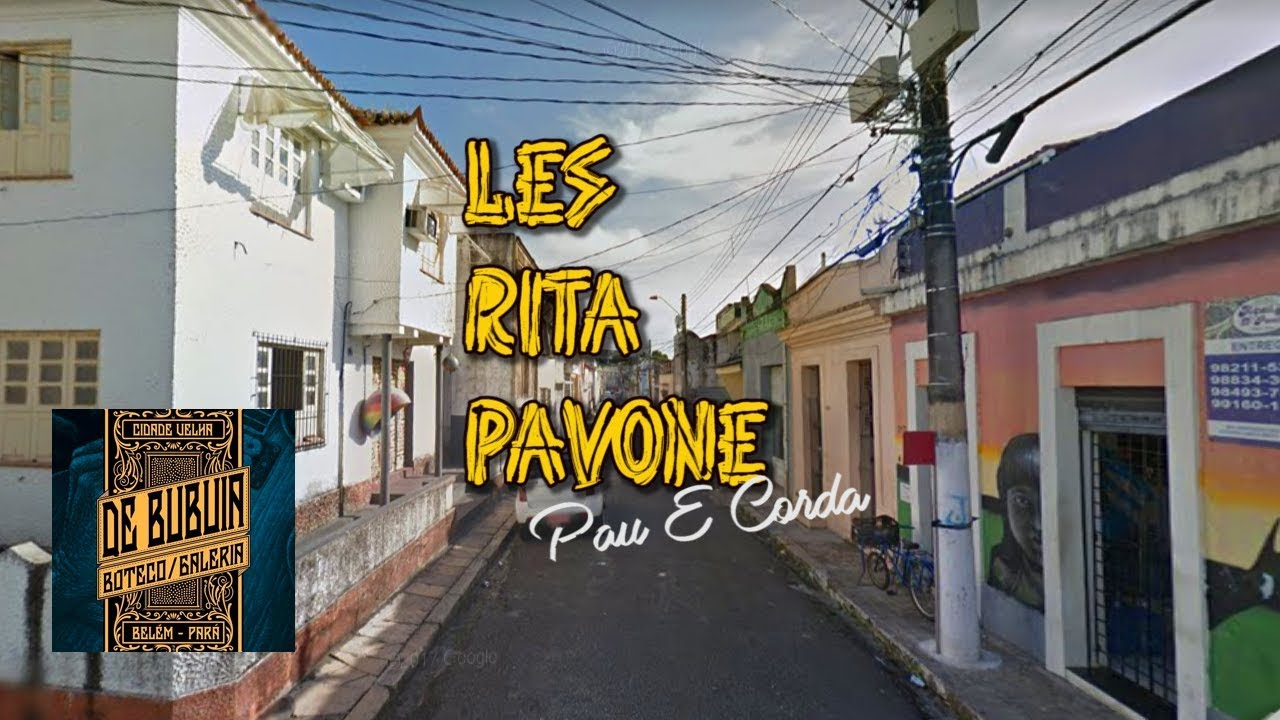Teaser 'Pau E Corda''. Les Rita Pavone.