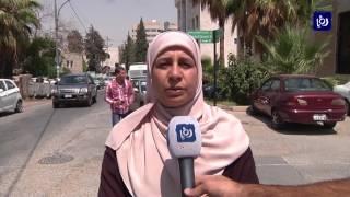 وقفة تضامنية لحزب جبهة العمل الإسلامي لنصرة المرابطين في القدس المحتلة - (24-7-2017)