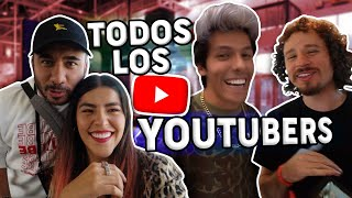 WE GATHER in Los Angeles for 3 DAYS with all youtubers | LOS POLINESIOS