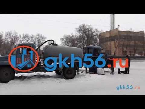 Внеплановая замена задвижки Железнодорожная 71