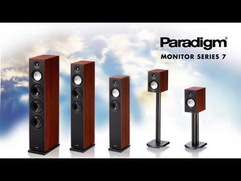 سماعات Monitor 7 من شركة Paradigm