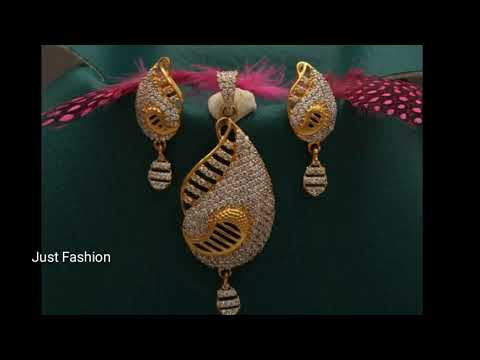 latest-diamond-pendants-sets