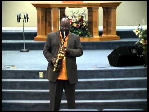 Gospel Sax - More Than Anything - Live