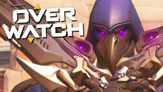 Ashe ist Live! Reaper, Mercy, Roadhog & Symmetra buffs! | OVERWATCH