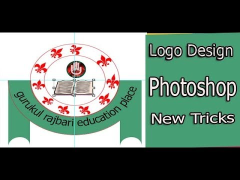 How to make nice Logo Design in Photoshop Bangla tutorial by gurukul! thumbnail