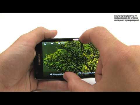 Обзор смартфона Samsung Galaxy S II