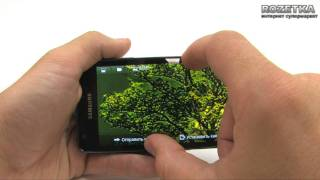 Обзор смартфона Samsung Galaxy S II(Видеообзор смартфона Samsung Galaxy S II Смотреть обзоры других смартфонов: http://www.youtube.com/playlist?list=PLDF13DB9F6AC560F2 Все..., 2011-07-02T10:02:55.000Z)
