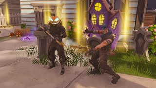 Spookiest Scammer Gets Scammed For Inventory! In Fortnite Save The World