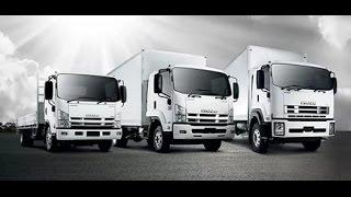 Japanese trucks   Isuzu VS Hino