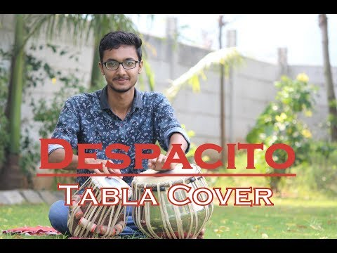 Despacito version Urbana sky Tabla cover | By Dhruval Sharma