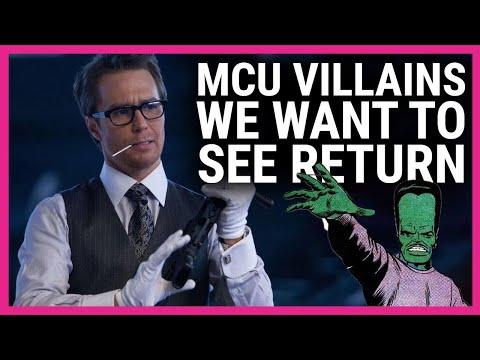 MCU villains we want to see return | MCU Update