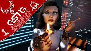 BioShock Infinite Burial at Sea - Episode One [GAMEPLAY by GSTG] - PS3