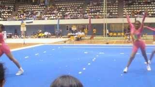 Aerobic Gymnastic  2013 maliyadewa balika All Island