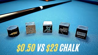 I bought Expensive Pool Chalk so you don 39 t have to Pool Chalk Testing