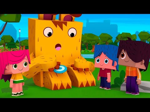 ЙОКО   Сборник серий 31-35   Мультфильмы для детей