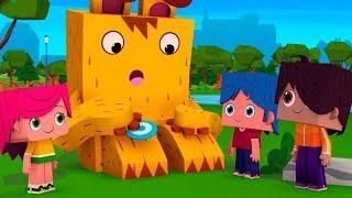ЙОКО | Сборник серий 31-35 | Мультфильмы для детей