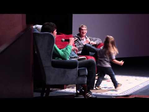 VTXIFF 2013 - The Dirties Q/A with Matt Johnson