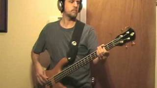 Elton John - Grey Seal bass cover LRRG