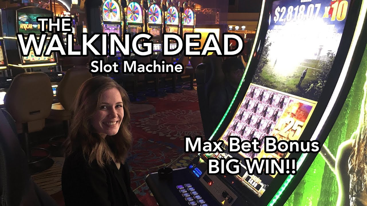 Walking dead 2 slot machine online