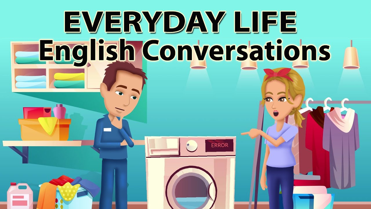Download Everyday Life English Conversations