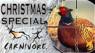 A Wild Pheasant Christmas Dinner!
