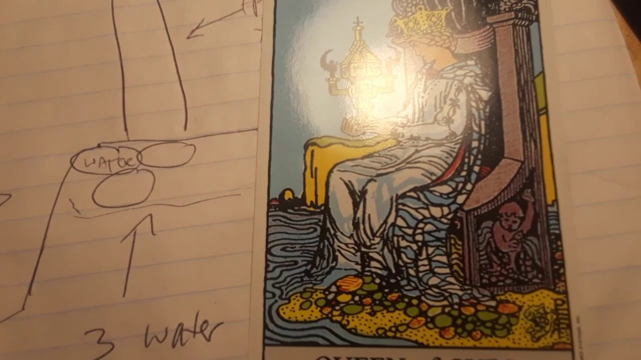 April 23: directed energy attacks, cancer clusters, queen of cups