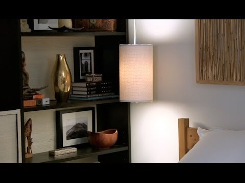 How to make a pendant lamp