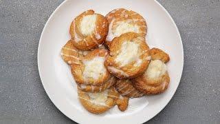 Cream Cheese Danish Bites