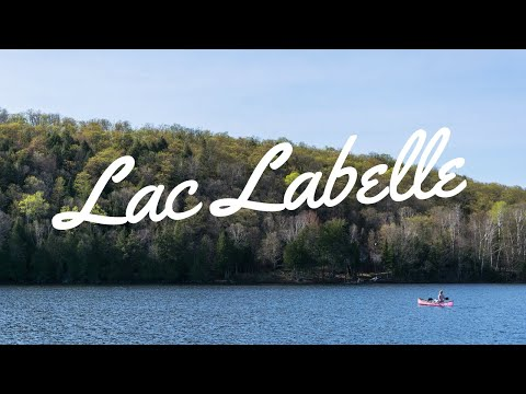 LAC LABELLE | #QUEBEC  | 🎥 SONY AX100 | KARMA GoPro (crash)