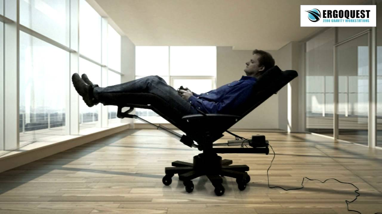 Zero Gravity Office Chair Youtube