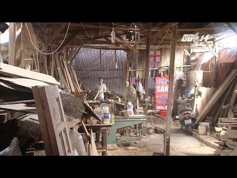 (VTC14)_Nguy cơ cháy nổ tại các xưởng sản xuất gỗ Đại Mỗ