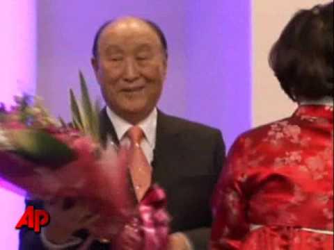 Reverend Sun Myung Moon Turns 90
