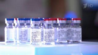 Прививки от коронавируса уже начали делать военнослужащим во всех военных округах России