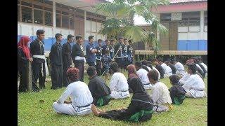 psht vs IKS Putra Indonesia (sparing persahabatan dan latihan gabungan)