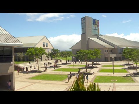 First day of classes at new UH West Oahu campus