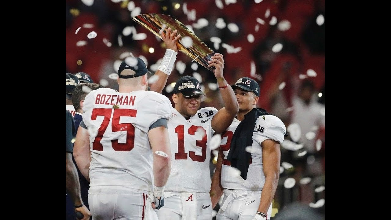 Alabama assistant coach's playbook stolen from team hotel before national championship