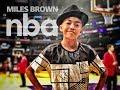 Capture de la vidéo Nba | Miles Brown