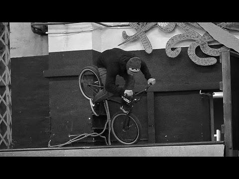 BMX - Дима Вишня для Trailhead Wear