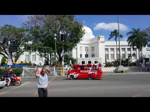 Philippines LIVE - Morning Walk to The Capitol Cebu City Philippines Live Stream