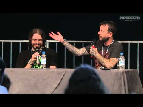 MINECON 2015 Achievement Hunter Q&A