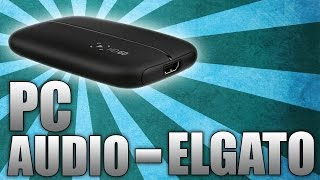 How To: Record  PC Game Audio w/ Elgato HD60