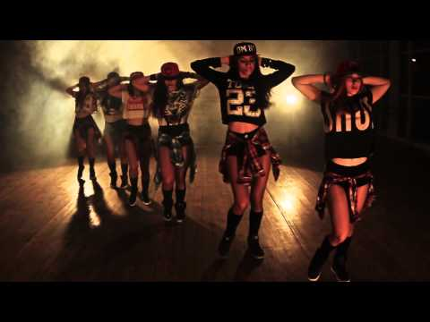 YONCE/PARTITION/ - Beyonce   S.D. Crew   Choreography KAY LIGHT   THE CENTER